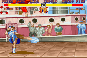 Street Fighter II: The World Warrior 20