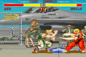 Street Fighter II: The World Warrior 21