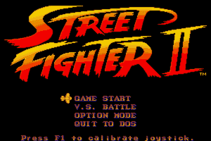 Street Fighter II: The World Warrior 4