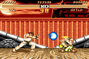 Street Fighter II 9