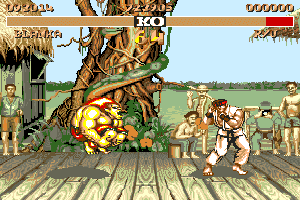 Street Fighter II 13