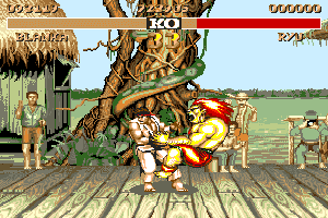 Street Fighter II 14