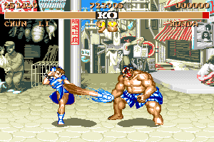 Street Fighter II 16