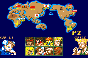 Street Fighter II 1