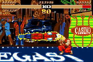 Street Fighter II 22