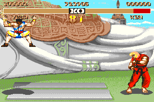 Street Fighter II 24