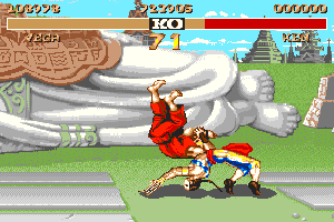 Street Fighter II 25