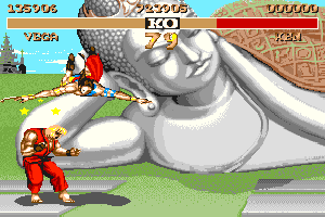 Street Fighter II 26
