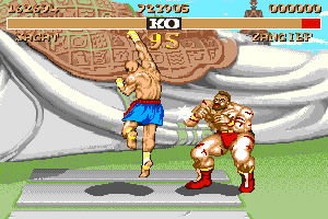 Street Fighter II 27