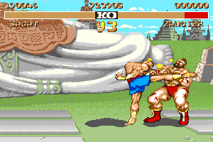 Street Fighter II 28