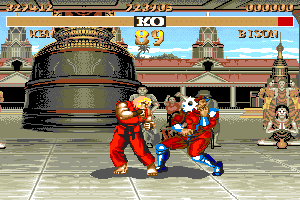 Street Fighter II 29