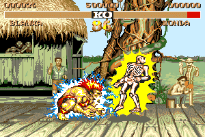 Street Fighter II 5
