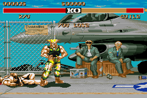 Street Fighter II 7