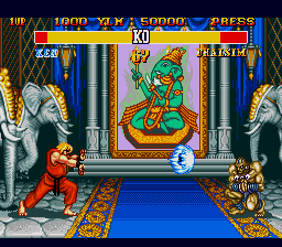 Street Fighter II: Champion Edition 9