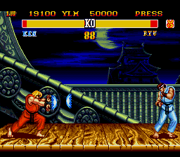 Street Fighter II: Champion Edition 11