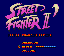 Street Fighter II: Champion Edition 28