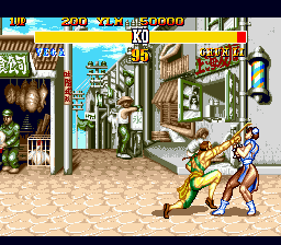 Street Fighter II: Champion Edition 31