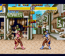 Street Fighter II: Champion Edition 3