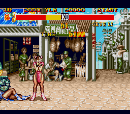 Street Fighter II: Champion Edition 4