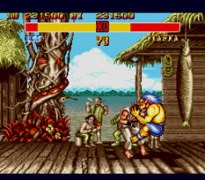 Street Fighter II: Champion Edition abandonware