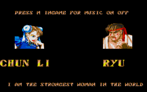 Street Fighter II 10