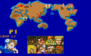 Street Fighter II 11