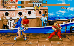 Street Fighter II 12