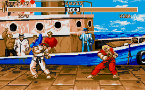 Street Fighter II 23