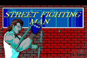 Street Fighting Man 0