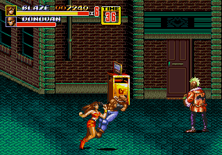 Streets of Rage 2 9