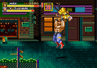Streets of Rage 2 10