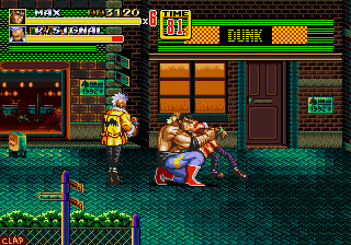 Streets of Rage 2 11