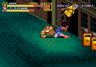 Streets of Rage 2 12