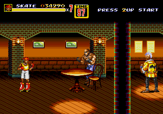 Streets of Rage 2 13