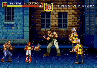Streets of Rage 2 14