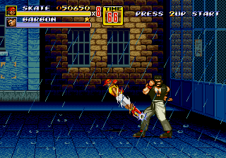 Streets of Rage 2 15