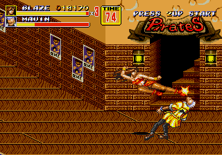 Streets of Rage 2 17