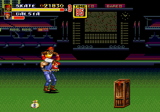 Streets of Rage 2 18