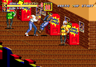 Streets of Rage 2 20