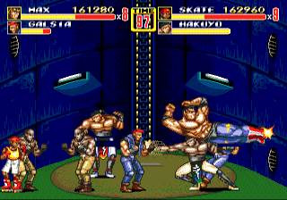 Streets of Rage 2 21