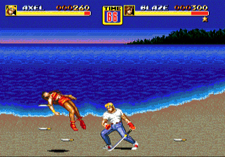 Streets of Rage 2 22