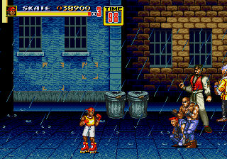 Streets of Rage 2 23
