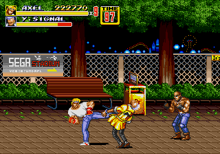 Streets of Rage 2 24