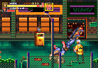 Streets of Rage 2 25