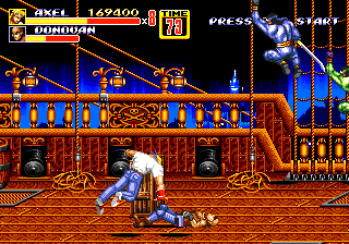 Streets of Rage 2 28