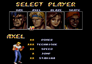 Streets of Rage 2 2