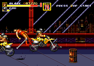 Streets of Rage 2 29