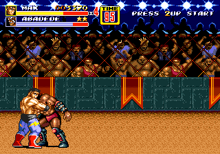 Streets of Rage 2 30
