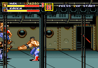 Streets of Rage 2 32