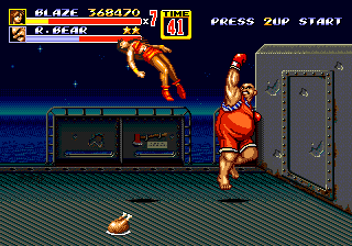 Streets of Rage 2 33
